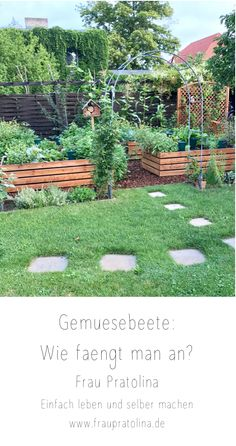 Are you thinking about growing vegetables and don't know how to start? # Raised beds garden design # vegetable patches Effective pictures we are about hippie home decor to offer A quality picture Back Gardens, Outdoor Gardens, Raised Bed Garden Design, Hydrangea Care, Real Plants, Tropical Garden, Growing Vegetables, Land Scape, Vegetable Garden