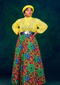 140 Most Latest Ankara and Lace Combination Styles For Classy African Ladies | OD9jastyles