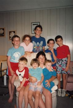 """The Sun-Drenched Chaos of Cousins"" by Laura Petelle #family"