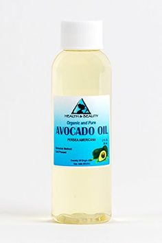 Avocado Oil Organic Carrier Cold Pressed 100 Pure 2 oz ** Find out more about the great product at the image link.