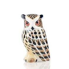Sargadelos Pottery from Spain — Eagle Owl