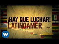 Maná - Latinoamérica (Lyric Video) - YouTube