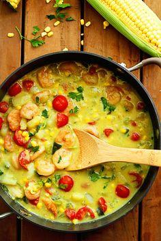 Shrimp+and+Corn+Chowder+AND+Tieks+Giveaway!!!