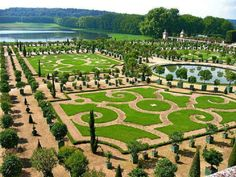 Versailles,  We walked for miles.