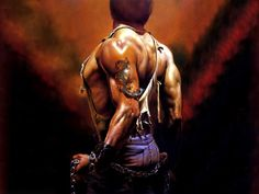 The Power - Men, Force Chains, Tattoo, Strong, Dragon, 3d, Biceps, Boris Vallejo, Tattoo Dragon