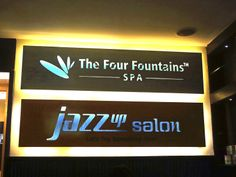 Itzzy Nitzzy: Review- The Four Fountains De-Stress Spa