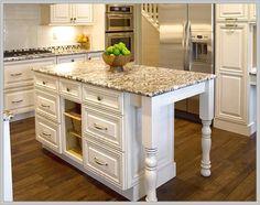 Charmant Granite Kitchen Island Table Home Design Ideas Chelsea Home Kitchen Island  Granite Top