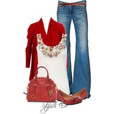 Stylish Eve Outfits Are you a Michael Kors girl? You will love the outfit collection our stylists put together using Michael Kors accessories. Red Fashion Outfits, Fall Outfits, Womens Fashion, Fashion Trends, Fashion Inspiration, Stylish Eve Outfits, Formal Outfits, Pencil Skirt Outfits, Classy Women