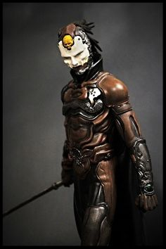 Skull soldier Takeya Takayuki