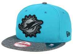 New Era Miami Dolphins Gridiron Hook Snapback Cap Men - Sports Fan Shop By  Lids - Macy s 2e2efb07dc17