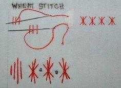 Wheat Stitch