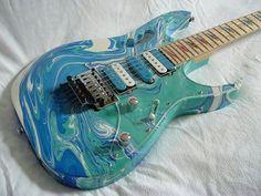 Ibanez GuitarsSteve VaiIbanez JEM!