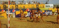Brasil venció cómodamente a Paraguay en el inicio del Panamericano de Beach Handball en la rama femenina y demostró que es serio candidato al título.