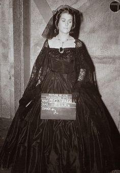 Scarlett O'Hara Wedding Dress | Barbara O'Neil as Ellen O'Hara