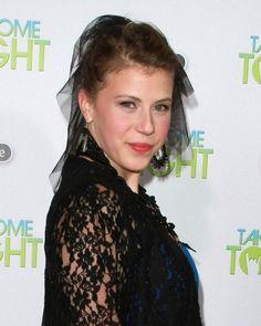 Jodie Sweetins ponytail hairstyles