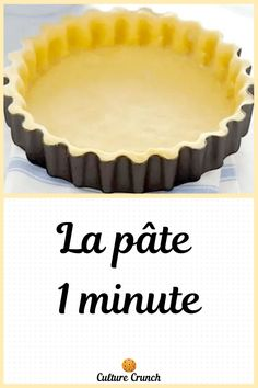 Thermomix Desserts, Gourmet Desserts, Dessert Recipes, Quiches, Cooking Chef, Cooking Recipes, Pate Minute, Chewy Ginger Cookies, Cheese Pies