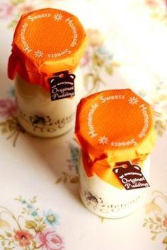 「やさしいクリームチーズプリン*」sar