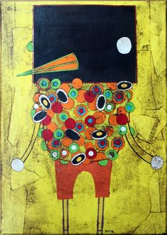 Ortiz - Transformation of the Shaman II    http://oliviaconnelly.com