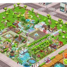 Food Street Game, Restaurant Design, Beautiful, Games, Gaming, Plays, Game, Toys