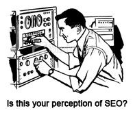 """{The SEO Essentials Guide for Beginners – Part 1} """"Did you just throw up in your mouth a little bit? A lot of people are intimidated by SEO, or Search Engine Optimization."""" *I love a dash of humor with my learning. ;-)"""