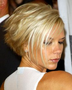 crop haircuts | Anne Has A Pixie Crop Hairstyle . She Recently Opted This Haircut And ...