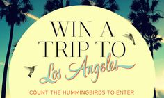 We've teamed up with women's fashion store Coast and eDreams to offer readers the chance to win a trip to LA worth up to £3,000!