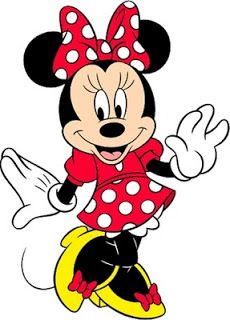 Complete Kit Minnie Red - with frames for invitations, labels, candy, souvenirs and pictures   Doing to Our Party