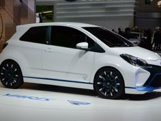 Toyota Yaris Hybrid-R is my favorite Frankfurt concept (pictures) - CNET