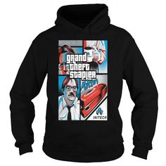 Cool Do you love Grand Theft Stapler 2016 172  T shirts