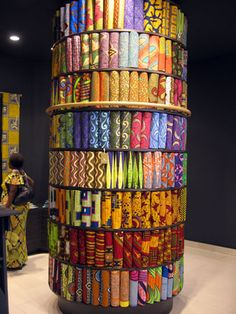 This would make me very happy woman! collection of vlisco ankara