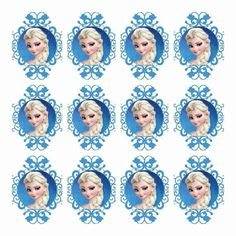 Tags Frozen, Princesas Disney, Decorative Plates, Cricut, Sketches, Printables, Drink, Patterns, Drawings