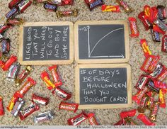 Surviving the World - Lesson 1559 - Halloween Candy