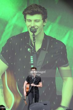 Shawn Mendes attends Day 2 of BBC Radio 1's Big Weekend 2017 at Burton Constable Hall on May 28, 2017 in Hull, United Kingdom.