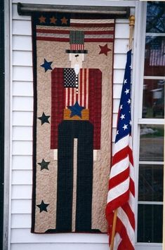 Great idea Patriotic pattern 4th July