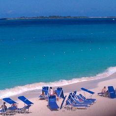 Missing the Bahamas