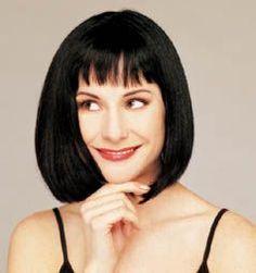 Susan Egan ( Voice of Meg- Hercules ) Susan Egan, Meg Hercules, Dark Bob, Bob Hairstyles With Bangs, Deep Winter, Future Wife, Gorgeous Women, Beautiful, Famous Women