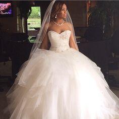 Nigerian Wedding | Princess Bride