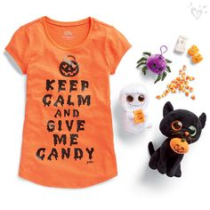 It's that time of year! Get your scariest costume and fill your basket with the cutest goodies!