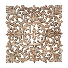 Kim Seybert - Placemats & Chargers -  Set of 4  $188 Neutral Kitchen, Napkin Rings, Tablescapes, Home Accessories, Taupe, Napkins, Art Deco, Placemat, Tableware