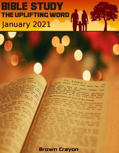 😇 Bible Study The Uplifting Word – January 2021 - #BibleStudyTheUpliftingWord