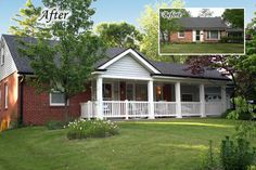 Exterior Photos House Renovations Before And After Design, Pictures, Remodel, Decor and Ideas