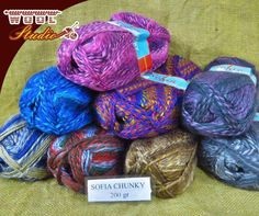 With winter around the corner, it is time to stock up on our stunning #yarn we have available at #WoolStudio, Perfect for that favourite scarf or jersey pattern, you have been waiting so long to try. #Yarnaddict