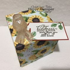 Welcome to the Stampin Friends FallBlog Hop! Don't forget about the huge giveaway below! (Links toward the bottom of this post) I hope you're ready for a great hop! Today I have a fun …