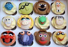 Muppets Cupcaks