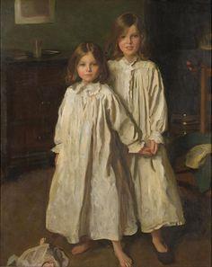 Color & Light — Harrington Mann - Good morning - 1904