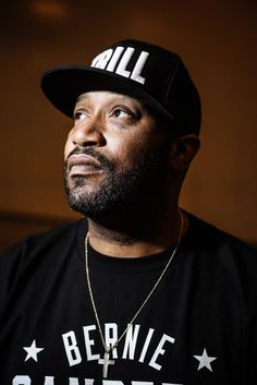 """Joining Killer Mike, Lil B, and Scarface, Bun B has endorsed Bernie Sanders for president. """"I'm trying to let other people know from the hip-hop community that it's OK to voice your opinion about the candidates,"""" Bun told The FADER in an email. """"A lot of artists are afraid to voice their opinions about certain things, at the end of the day you have to decide what's important to you."""""""