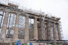 Columns scaffold