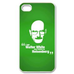 DIY Cover Case Hot TV Breaking Bad Cases For IPhone 5/5S White Durable hard plastic Metal Back surface cell Phone Covers Case
