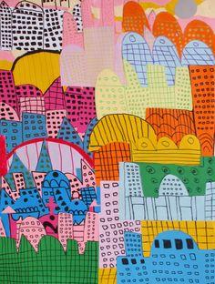 Amsterdam by Melvyn