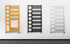 Product and industrial design studio. Towel Heater, Radiators, Industrial Design, Modern Design, Inspiration, Furniture, Towel Racks, Home Decor, Living Room